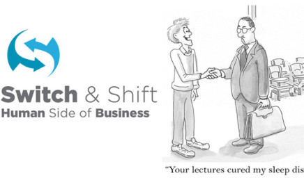 Switch and Shift cartoon