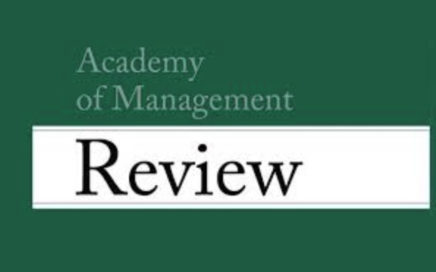 Academy of Management Review